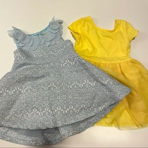 Toddler Girl Dress Bundle